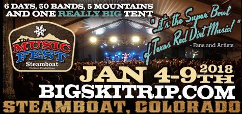 Musicfest 2018 Steamboat Springs!