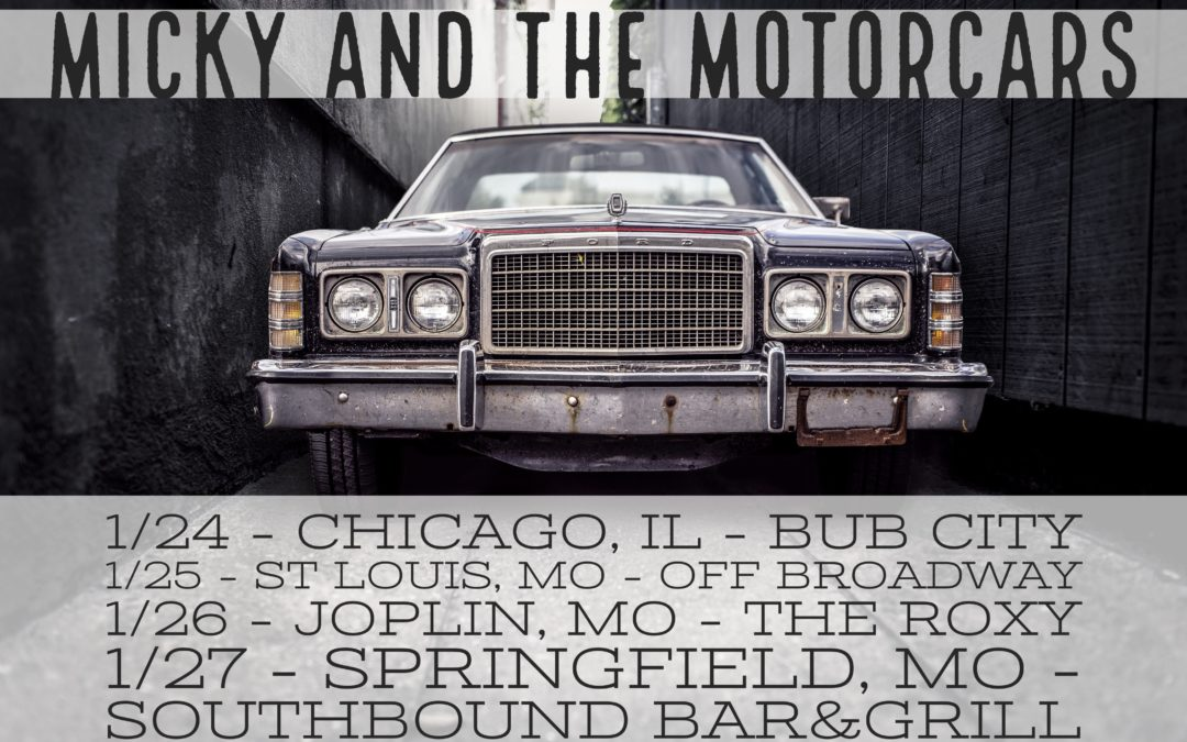 Missouri and Chicago this week!